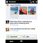 Facebook - top ten Windows Mobile 6 apps