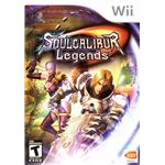 Soulcalibur Legends cover art