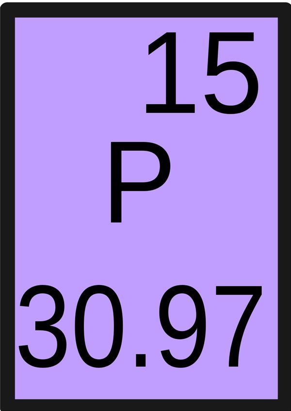 look at the element phosphorus the atomic number is 15 and the atomic mass is 3097 the mass number for the most common form of phosphorus is 31 the - Periodic Table Phosphorus Atomic Mass