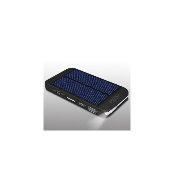 XTG Solar Charger for iPod