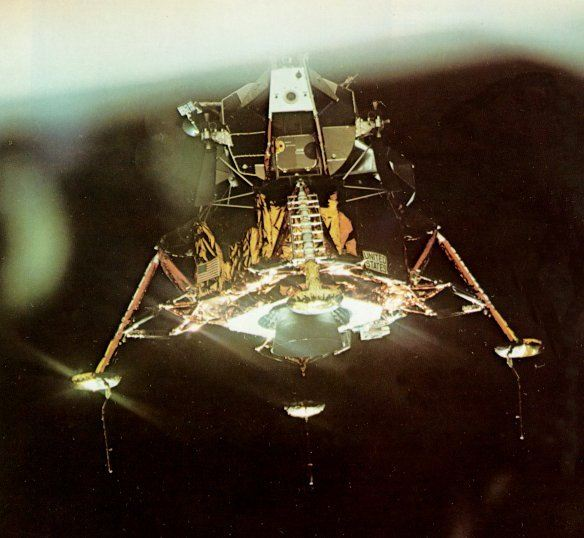 The Lunar Lander