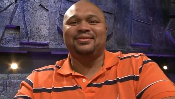 Wrestler D'Lo Brown