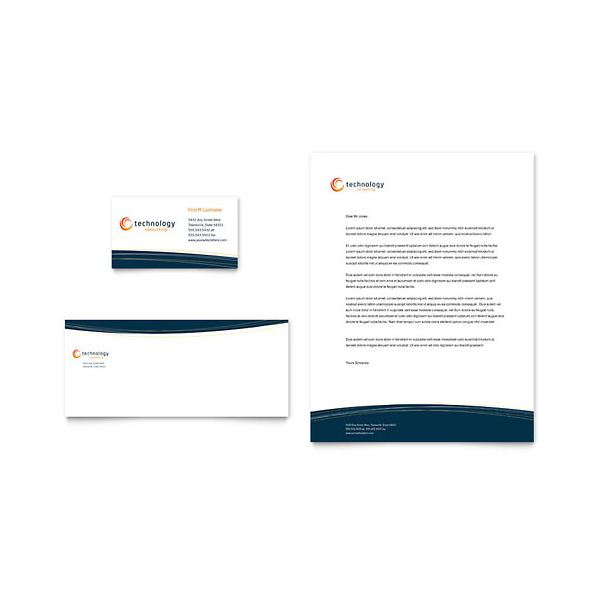 Perfect Free Sample Letterhead Template TC9990401 F  Best Free Letterhead Templates