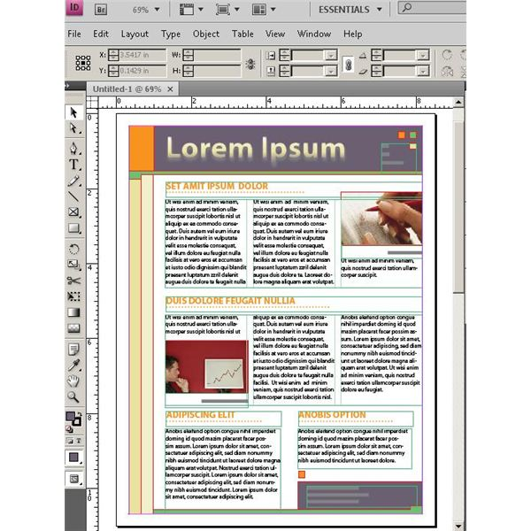 Free Indesign Newsletter Templates You Can Use For Your Desktop