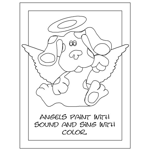 christmas greeting coloring pages - photo #6
