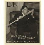Joe DiMaggio, 1941