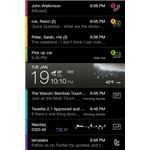 SlideScreen - htc desire apps list