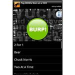 Coolest Android Apps - Burpz