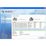 Spyware remove antivir system message: AntiVir 2010