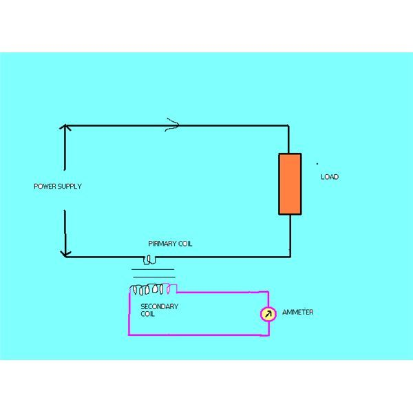 10 simple electric circuits diagrams current transformer circuit image