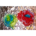 Edible Stained Glass Spring Craft 003