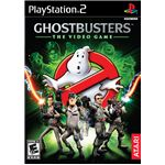 Ghostbusters: The Video Game PS2 Boxshot--Top 10 PS2 Games of 2009