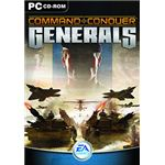 Command and Conquer Generals Boxshot