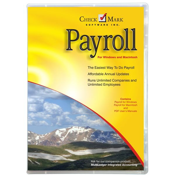 4 Software Systems for Employee Payroll for Mac Operating System