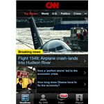CNN iPhone app Screenshot