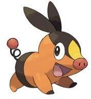 Starters In Pokémon Black and White: Tepig, Snivy or Oshawott?