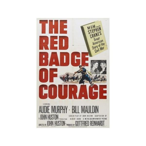 red badge of courage symbolism red badge of courage 1951