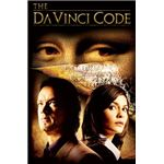 Da Vinci Code Movie Cover