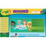Crayola Color Website