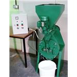 The Mini Pellet Mill from www.pelheat.com