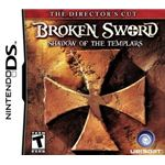Broken Sword Shadow of the Templars cover