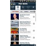 Fox news Android app