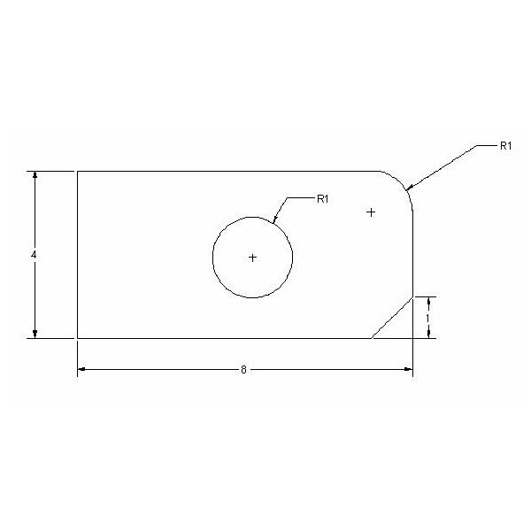 Surface Plate Drawing The Above Drawing of The Plate