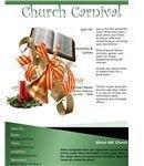 Church Carnival Tempate 2