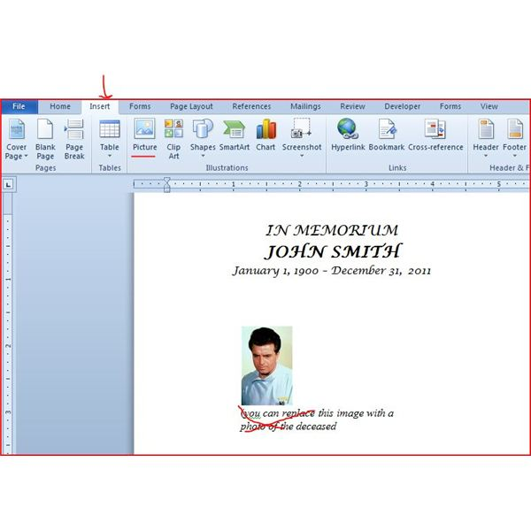 sample software quotation