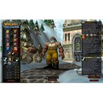 World of Warcraft Race Selection
