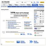 E-Trade Navigation