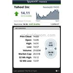 Yahoo Finance Android App