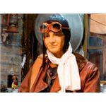 WWI aviator -- one icon of dieselpunk