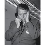 Von Braun on telephone: if you can't hear, then you can't do well during a telephone job interview