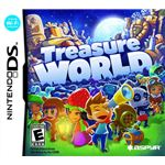 Treasure World DS Boxshot