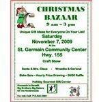 Bazaar Flyer