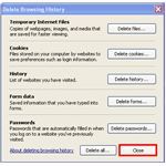 How To Clear Cached Passwords in Windows XP