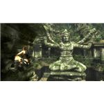 Tomb Raider: Underworld includes both red and green nagas