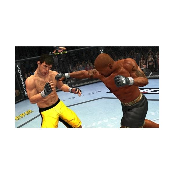 Playstation 3 UFC Undisputed Guide: Standing Position
