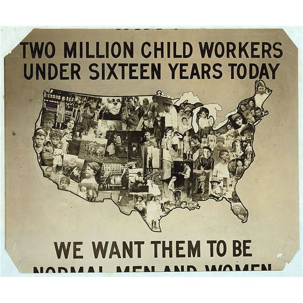 child labor progressive era The causes of child labor in of the progressive movement and progressive reforms child labor causes facts - child workers - child labor in america.