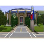Sims 3 Guide to Athletics - stadium ea games