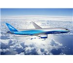 Boeing 787 Dreamliner courtesy of www.freedesktopwallpapers4u.com