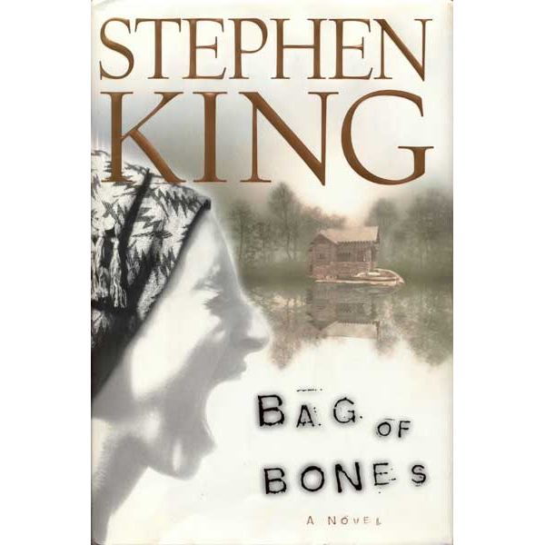 Stephen king bag of bones книга