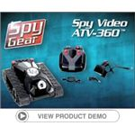 Spy Video ATV-360