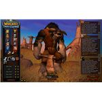 World of Warcraft Tauren Race