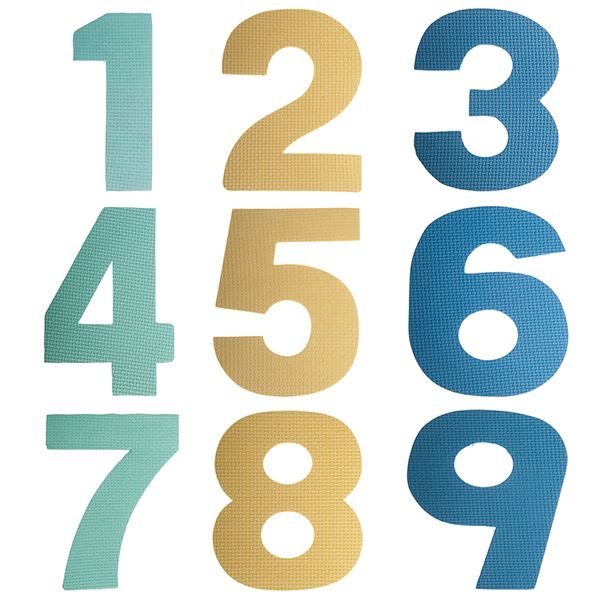 Printables Large Numbers 1-10 quick and fun counting activities for kindergarten math keep the number cards handy use these to fill 10 minute gaps 1