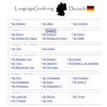 LanguageGuide.org Deutsch