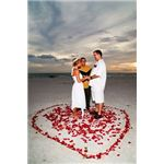 Florida Gulf Beach Wedding Officiant Les