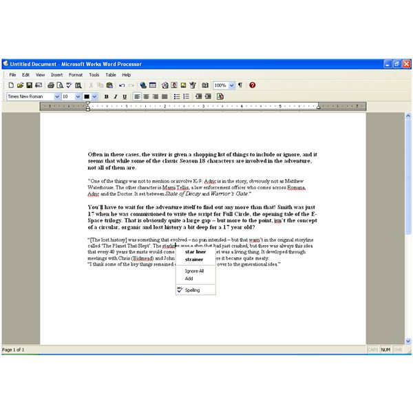 Writing – Logos And Stationeries – A Classy Font Effect With Ms Word