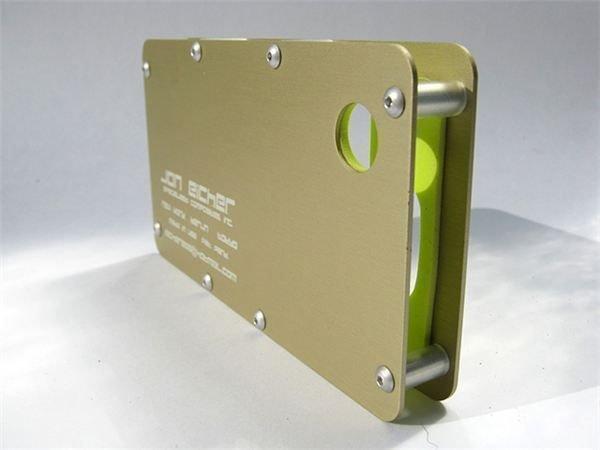 Ruggedized iPhone Case by Jon Eicher